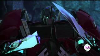 getlinkyoutube.com-TFP: He Is No Longer Optimus Prime : Are You Certain I Am Worthy?