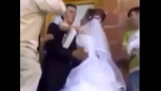 getlinkyoutube.com-عروسة مستعجلة جداً على ليلة الدخلة +18