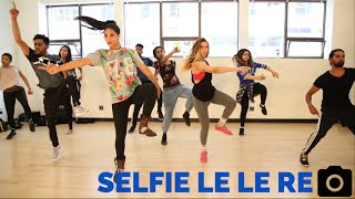 getlinkyoutube.com-Selfie Le Le Re Choreography - Shereen Ladha Master Class Series - Bollywood Dance