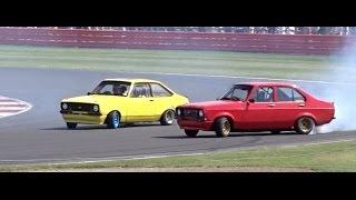 getlinkyoutube.com-2015 Ford Fair - Classic Ford Drift Car Action