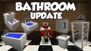 getlinkyoutube.com-MrCrayfish's Furniture Mod Showcase: Bathroom Update!