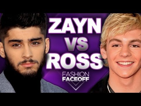 Zayn Malik vs Ross Lynch: Best Style?? - Fashion Faceoff Guy