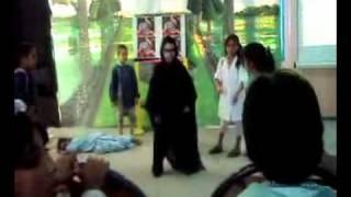getlinkyoutube.com-مسرحية البيئة للأطفال-مدرسة الحي الجديد - الداخلة