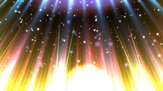getlinkyoutube.com-4K Stock Animation - Colorful Falling Sparkles Background video