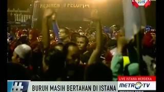 getlinkyoutube.com-demo buruh polisi bubarkan paksa