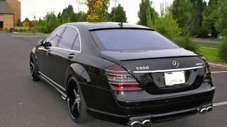 getlinkyoutube.com-(SOLD) Mercedes Benz S550 WALD