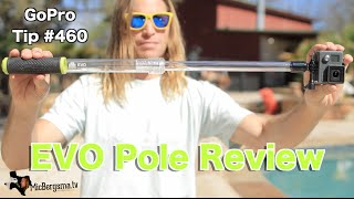 getlinkyoutube.com-GoPole EVO Pole REVIEW  - MicBergsma.tv - GoPro Tip #460