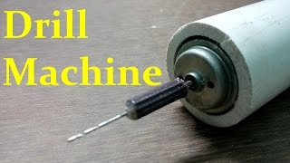 How to Make Drill Machine at home - Easy way