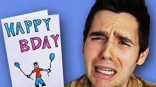 getlinkyoutube.com-BIRTHDAY CARD MAKES BOY CRY!