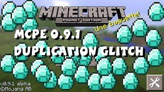 getlinkyoutube.com-[0.9.4] Minecraft Pocket Edition - Unlimited Diamonds Glitch iOS / Android / Amazon