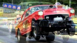 "getlinkyoutube.com-""55 Chevy"" Gassers"