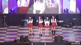 getlinkyoutube.com-170221 생일 축하 노래 선물받은 레드벨벳 (Red Velvet) 웬디 직캠 @남서울대 신입생 OT 4K Fancam by -wA-