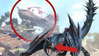 Monster Hunter World: TGS Trailer Details You May Have Missed
