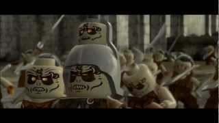 getlinkyoutube.com-LEGO Lord of the Rings - The Return of the King FULL MOVIE