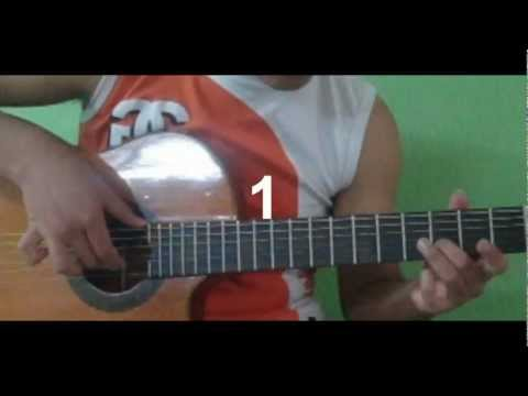 cicatrices kJARKAS (cover guitarra) EXPLICADO
