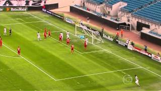 getlinkyoutube.com-Corinthians 2x1 Bayer Leverkusen - Florida Cup 2015 - HD 720P