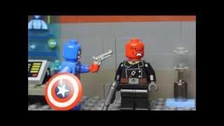 getlinkyoutube.com-LEGO CAPTAIN AMERICA: THE WINTER SOLDIER