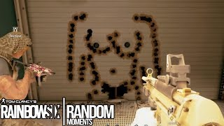 Rainbow Six Siege - Random Moments: #2 (Funny Moments Compilation)