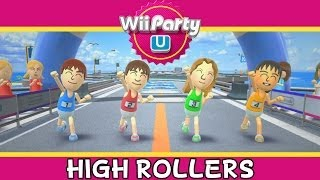 getlinkyoutube.com-Wii Party U - High Rollers - Party Mode
