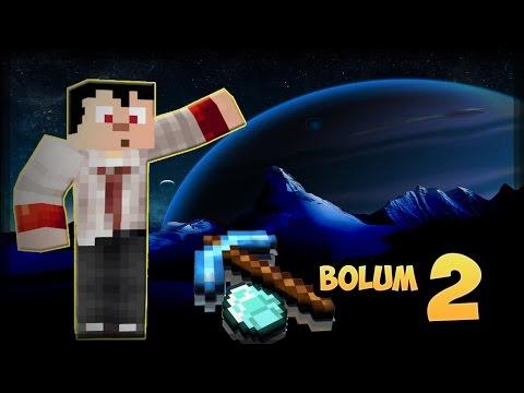 HERYER MADEN   KADİM GEZEGEN   Bölüm 2   Minecraft Space Astronomy