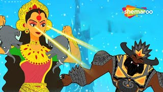 getlinkyoutube.com-The Legend Of Devi Durga (English) -  Animated Full Movie for Kids - HD