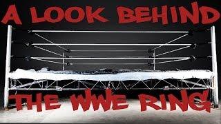 getlinkyoutube.com-Constructing the WWE's ring - Timelapse