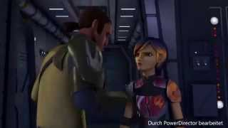 getlinkyoutube.com-Ezra and Sabine Tribute - Heart Attack/Star Wars Rebels
