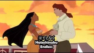 getlinkyoutube.com-Pocahontas 2 - Between Two Worlds [Japanese]