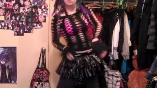 getlinkyoutube.com-Clubhit industrial dance 7 by CyberTeddy:3