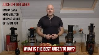 getlinkyoutube.com-What is the Best Juicer to Buy? Vertical Slow Juicer Comparison