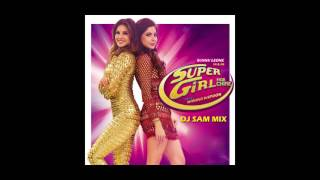 getlinkyoutube.com-SUPER GIRL FROM CHINA     DJ SAM REMIX