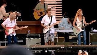 getlinkyoutube.com-(HD Version) Eric Clapton, Sheryl Crow, Vince Gill, & Albert Lee - Tulsa Time