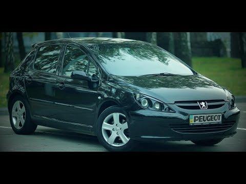Peugeot 307 2л тюнинг