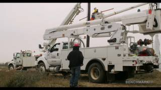 """BENCHMARK FR: Curtis """"The Bull Grunt"""" Electrical Lineman Story"""