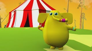 getlinkyoutube.com-Un Elefante se Balanceaba - Rondas y Canciones Infantiles 3D