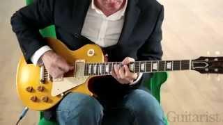 getlinkyoutube.com-Joe Bonamassa's Gibson Les Paul tone tips guitar lesson