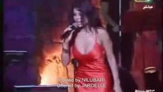 getlinkyoutube.com-Haifa Wehbe UNSEEN and UNHEARD SONG LIVE Karthage festival