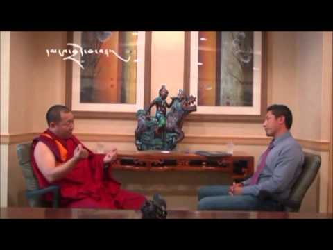(Tibetan public talk mtkdusa2011) Interview with Legthang Tenzin Gyatso Part 8