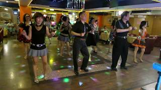 getlinkyoutube.com-Chilly Cha Cha Line Dance (2nd Upload)