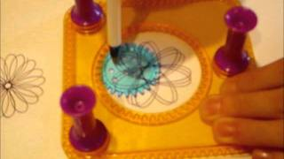 How to do Spirograph