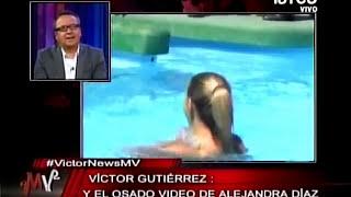 getlinkyoutube.com-El topless de Alejandra Díaz en San Javier SIN CENSURA