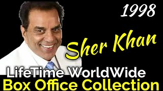 SHER KHAN 1998 Bollywood Movie LifeTime WorldWide Box Office Collection Verdict Hit Or Flop
