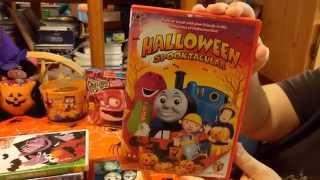 getlinkyoutube.com-Kiana's Halloween DVD Collection!
