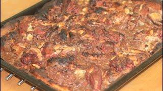 getlinkyoutube.com-مطبخ الأكلات العراقية - طريقة عمل المسخن بالدجاج