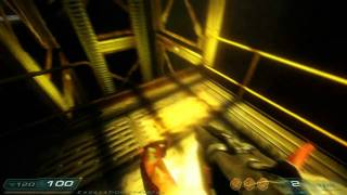 Doom 3: RoE Walkthrough Part 4 HD - Erebus - Level 4: Erebus Control