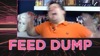 Feed Dump 291 - Eat the Seagal