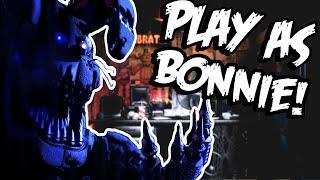 getlinkyoutube.com-Bonnie Simulator: Part 1 - PLAY AS BONNIE!