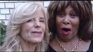 getlinkyoutube.com-Tina Turner Parties In Zurich with Trudie Goetz - Supah!