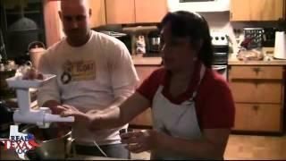getlinkyoutube.com-How to Make Sausage and a Real Texas Sausage Recipe
