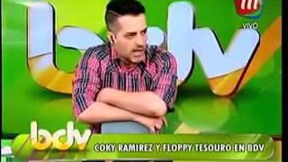 getlinkyoutube.com-Coki Ramirez y Floppy Tesouro en bdv parte 1  03-12-2015